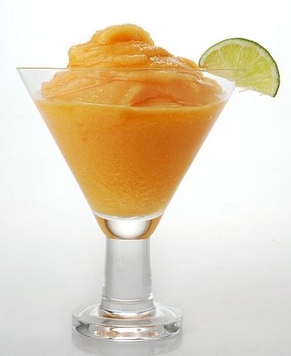 Cocktail de duraznos