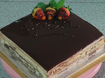 Alex Goh cakes
