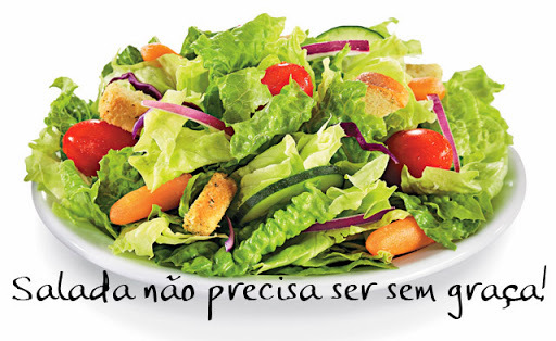 Saladas: Como Combinar Ingredientes?