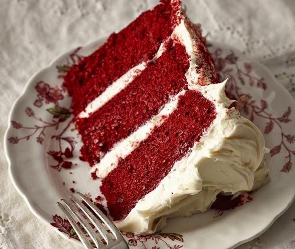 Bolo Red Velvut (bolo veludo vermelho) *receita original*