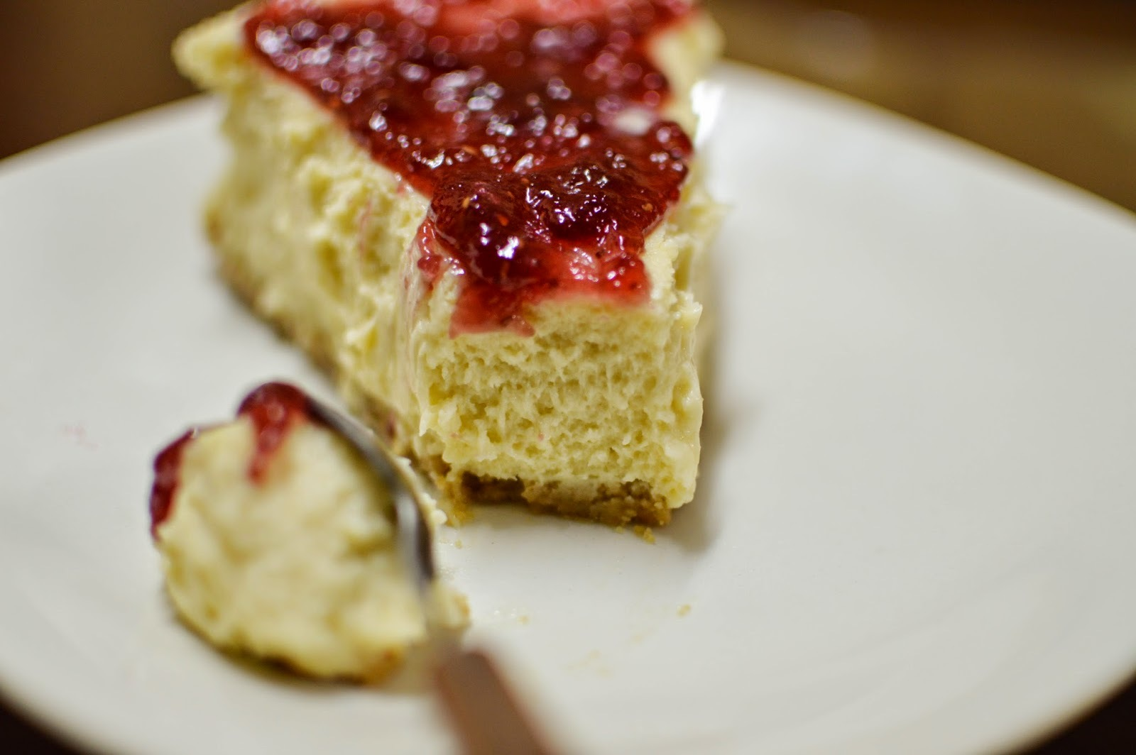 New York Cheesecake | Gluten free