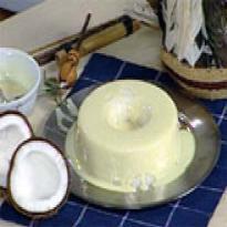 cuscuz de tapioca doce