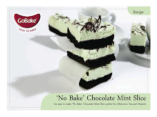 peppermint slice no bake