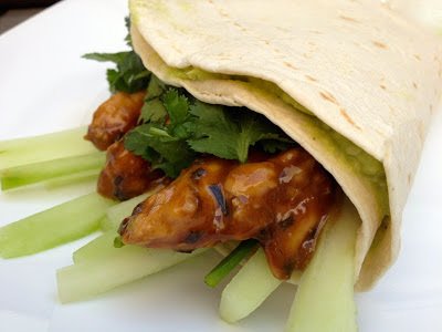 Wrap de pollo