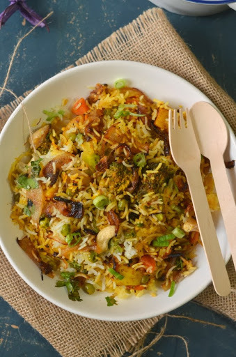 masala chicken biryani in hindi