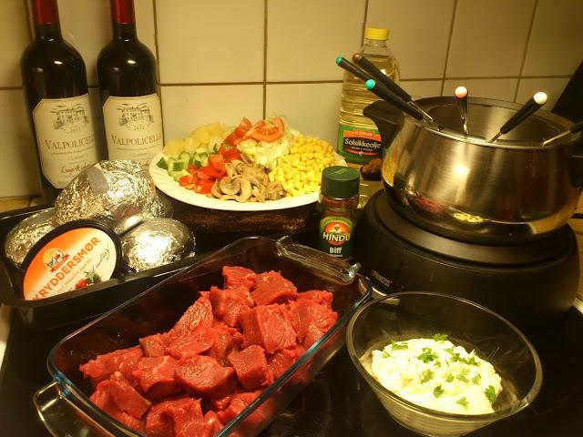 skalldyr fondue