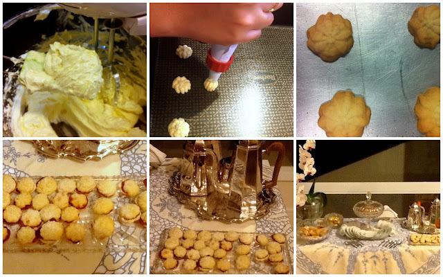 Deliciosos biscoitos casados (e suas fotos não tão boas) -  Mesa do Cafezinho parte II