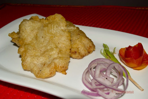 Fish Batter Fry - In Bengali Style