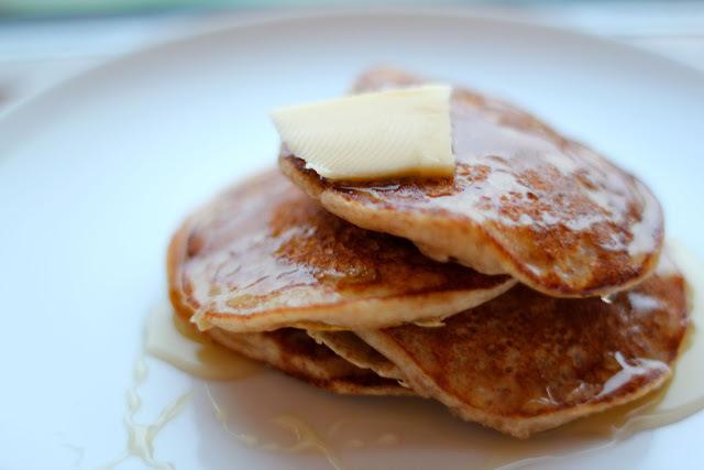 weetabix pancakes