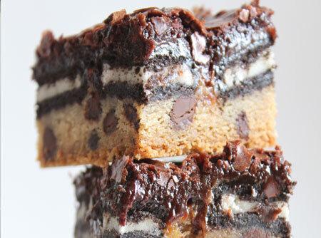 de brownie americano