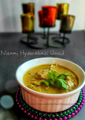 Nizami Hyderabadi Gosht