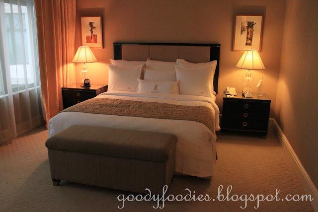 Hotel Review: Premier Suite @ The Ritz-Carlton KL
