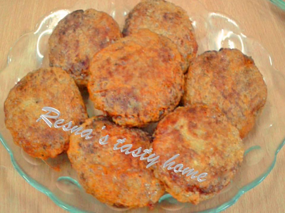 Meat kabab/ Shami kabab