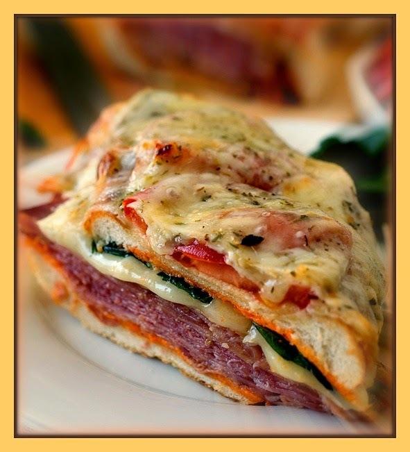Sanduiche italiano