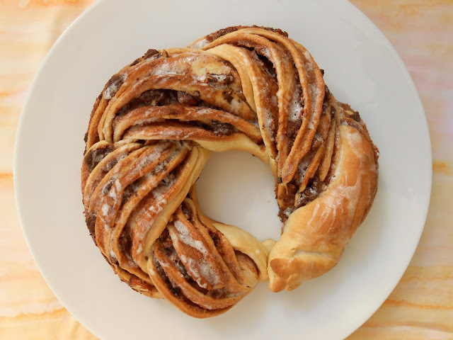Kringle o pan dulce nórdico