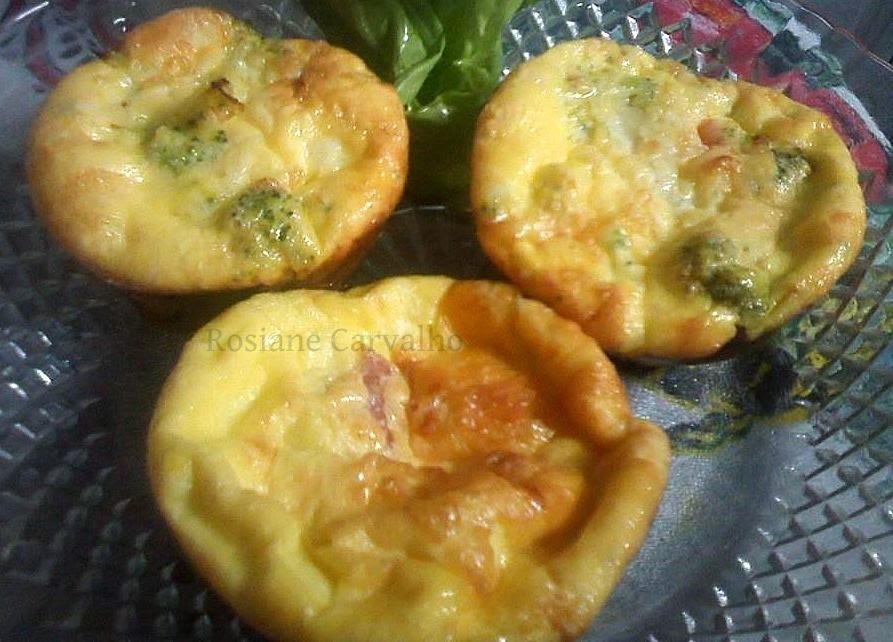 Cupcake de omelete   —     Cuplete