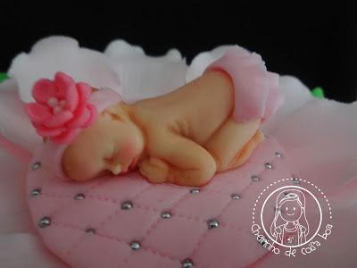 cha de bebe doces