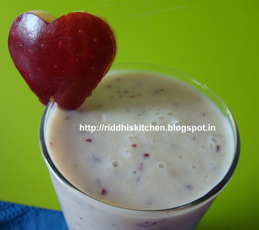 Power Booster Smoothie