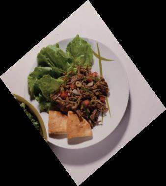 Salada de Carne