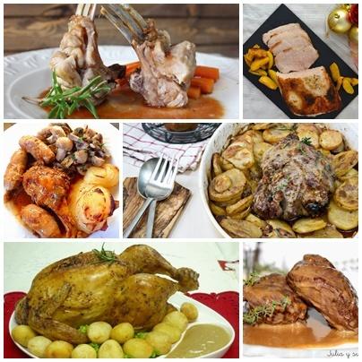 6 Platos de carne perfectos para nuestras mesas navideñas