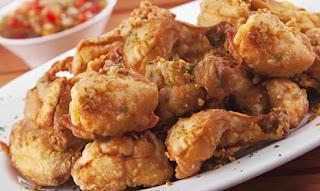 de coxa e sobrecoxa de frango assada