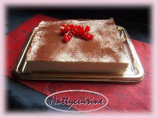 Gâteau glacé (ou pas) au chocolat blanc