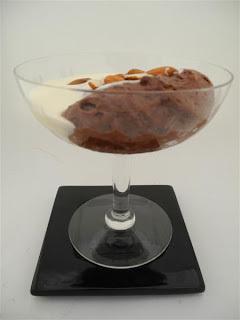 Mousse de chocolate con aceite de oliva