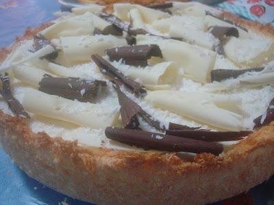 TORTA MOUSSE DE COCO