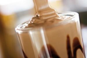 Milk-shake de Ovomaltine