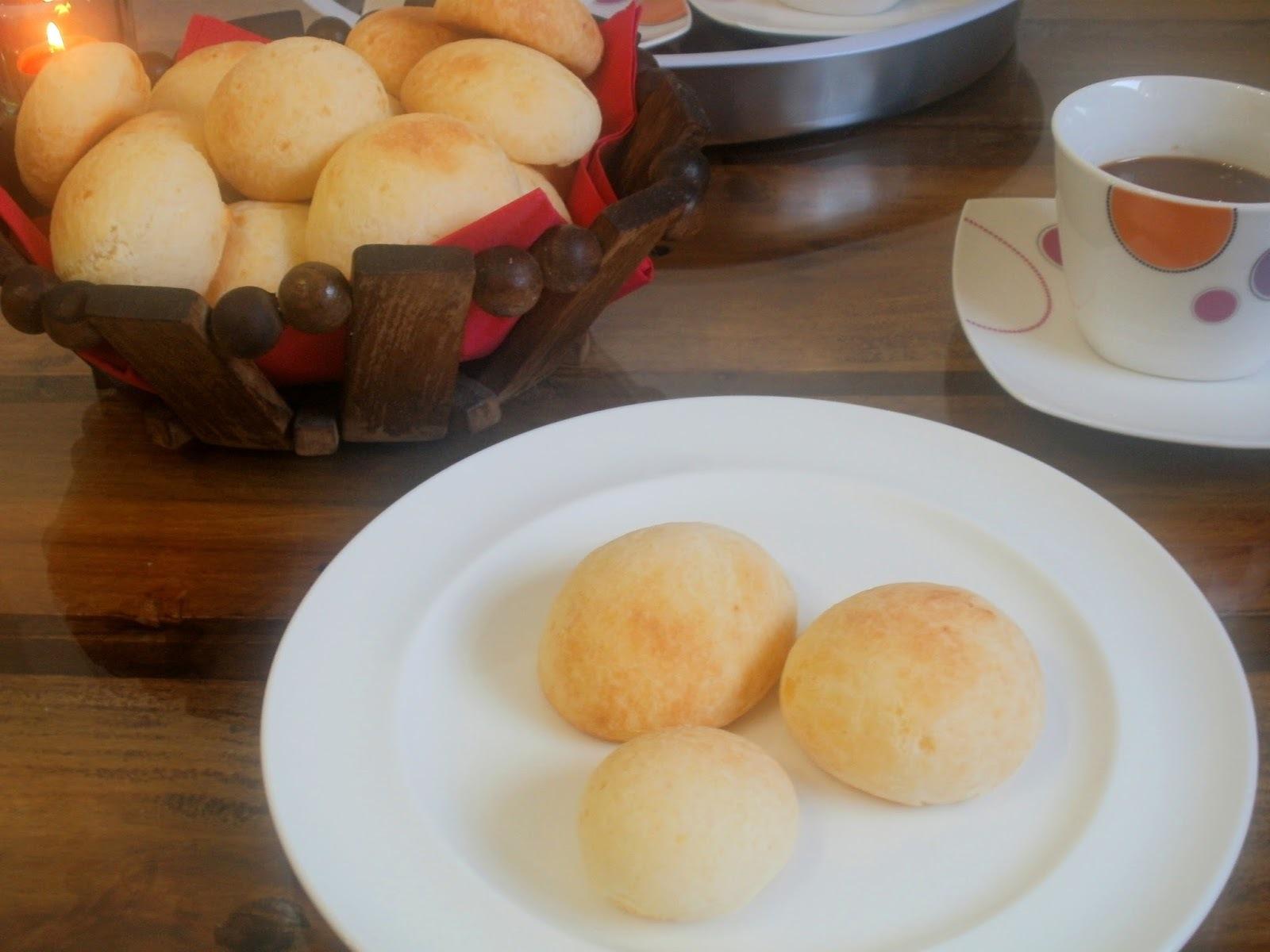 Pandebono (pan de queso sin gluten)