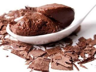 Mousse de Chocolate Italiano