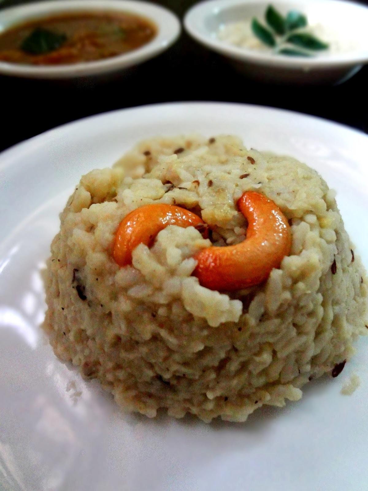 Ven Pongal   ( Khara Pongal  Festval Recipe )