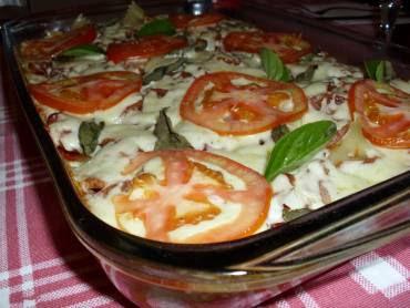 Macarrão sabor Pizza