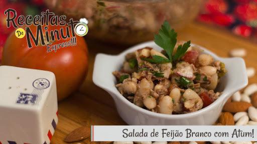 Salada de Feijão-Branco com Atum 03
