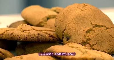 Aprenda a fazer Cookies Americano