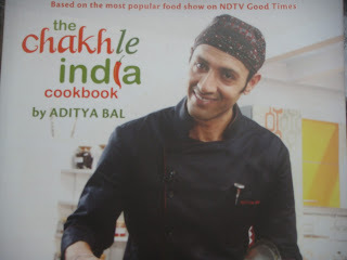 Butter Chicken 'Chak Le India' Style and book review