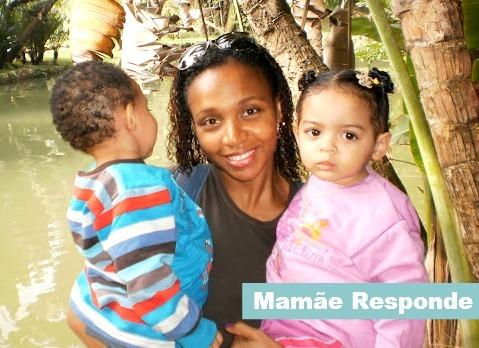 Mamãe Responde - Jéssica Rocha