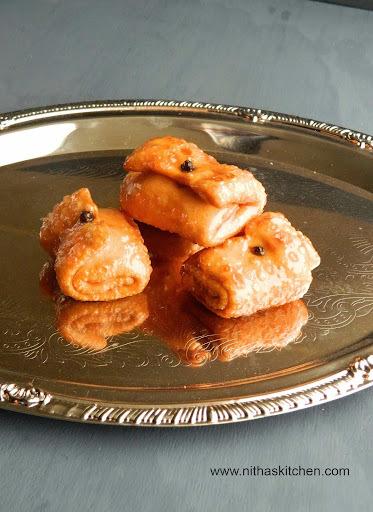 Labongo Latika   Lavang Latika   Traditional Bengali Sweet   SN Challenge