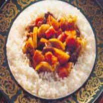 Carneiro ao Curry Madras
