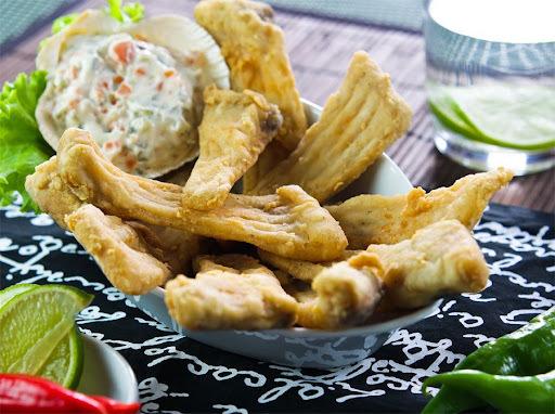 como preparar peixe tambaqui frito