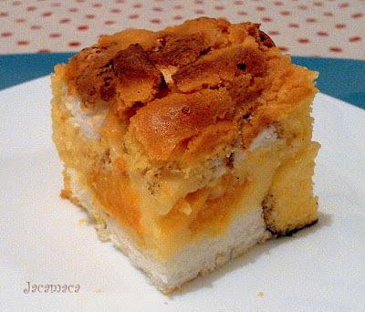 lagani kolač od bresaka