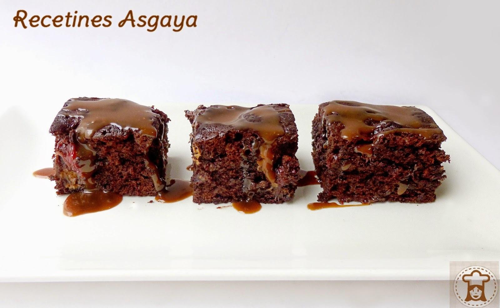 ingredientes de torta de chocolate de un kilo casera