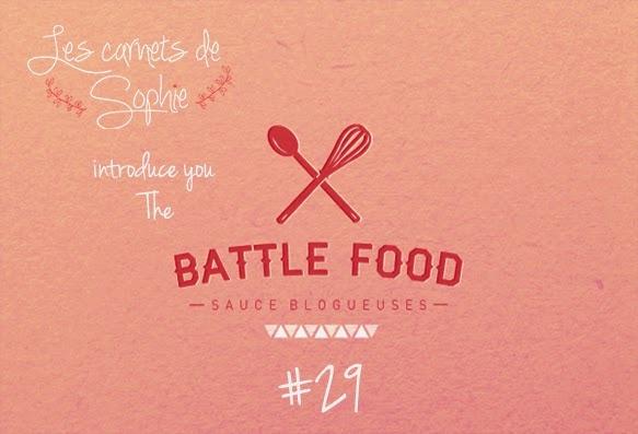 Gâteau d'anniversaire à la vanille ( Battle Food #29 )