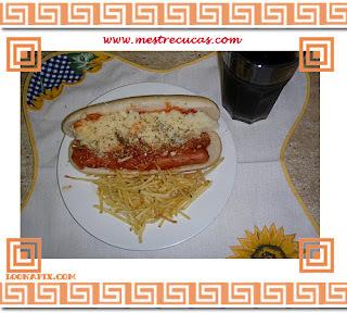 Hot Dog (Cachorro-Quente)
