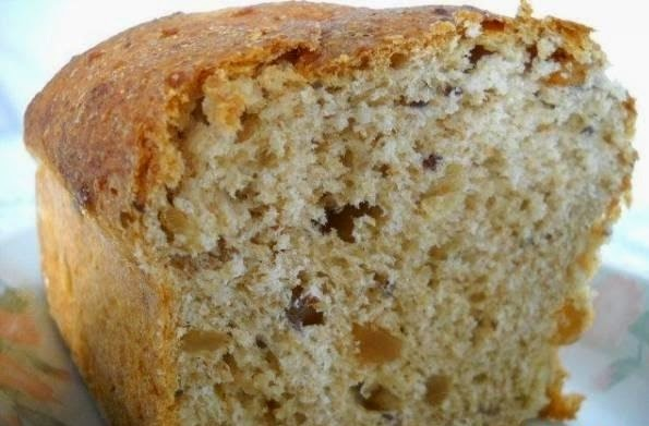 de pão integral com aveia linhaça e chia