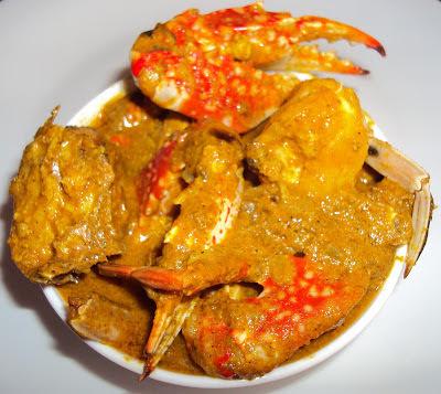 Kurli Masala ( Crabs masala)