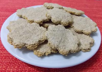 de bolachas sem farinha de trigo