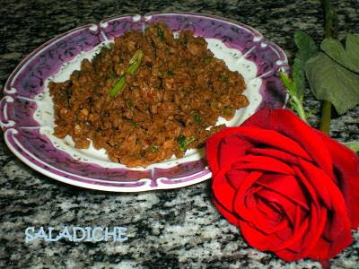 carne com proteina texturizada de soja