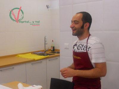 Nuestros primeros panes con masa madre en la Escuela de Cocina Pepekitchen