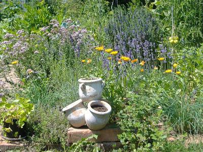 Bylinková záhradka